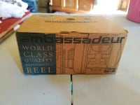 Ambassadeur 5500C3 in original box with book  Branson, 65616