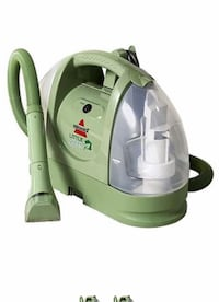 Bissell Homecare 14007 Little Green Portable Deep Cleaner - Quantity 1 Concord, 28027