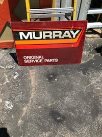 Old Murray mower service sign  Shelbyville, 40065