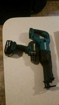 Makita sawzall and drill Sweetwater, 37874