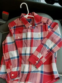 Ralph Lauren Long Sleeve Polo Size 5 New With Out