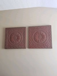 two brown wooden wall decors Spring Hill, 34610