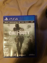 Call of Duty modern warfare remastered PS4 Donna, 78537