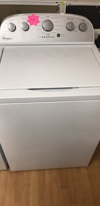 Whirlpool Top Load Washer 47 km