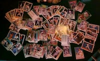 assorted baseball player trading cards Evesham Township, 08053