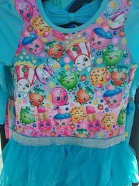 pink and blue floral scoop-neck shirt Modesto, 95358