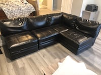 4 piece brown sectional sofa Reston, 20191