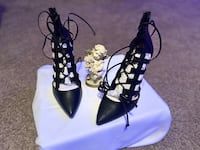 Black Lace Up Pumps Suitland, 20746