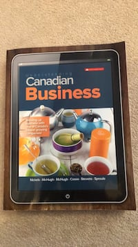 Canadian Business Textbook (9th edition) Richmond Hill