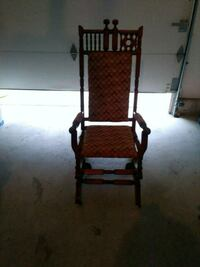 Antique rocking chair $50 dollars