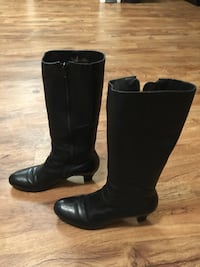 Women's lined boots 10.5 3165 km