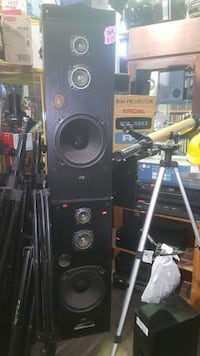 JVC Speakers 100w $99 New Westminster, V3M