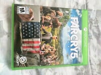 Far Cry 5 (Microsoft Xbox One, 2018)