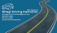 Driving Instructor  - 95% passing rate Oshawa
