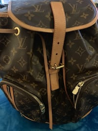 Louis Vuitton backpack  Fairfax, 22032