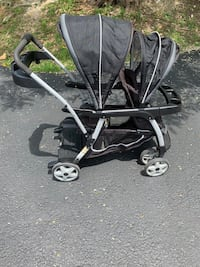 Double Stroller - Ready2Grow - Stand and Sit Hanover, 17331