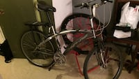 gray and black hardtail bicycle New York, 10473