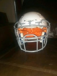 white and red football helmet Reno, 89502