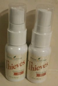Young Living Thieves Spray