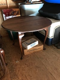 Solid Cherry Dining room table w/ 6 chairs Cleveland