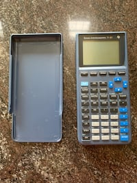 Texas Instruments T-81 Graphing Calculator Chantilly, 20151
