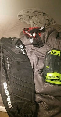 Paintball gear Winnipeg, R3T 5X1