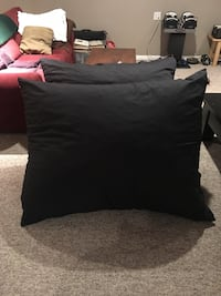 Oversized lounge pillows  Reston, 20191