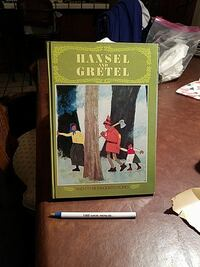 1968 Hansel and Gretel and Other Stories San Marcos, 92078