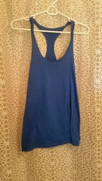 women's blue tank top Post Falls, 83854