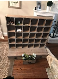MAILBOX DISPLAY for Shower or other uses