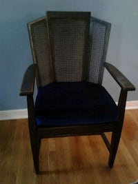Caned wing chair Westchester, 60154
