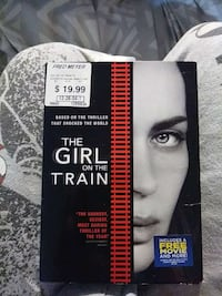 The Girl On The Train DVD  Wood Village, 97060