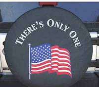 Jeep tire cover Coshocton, 43812
