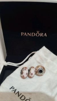 $35 each/ 3 for $100 Authentic Pandora Charms Toronto, M4W