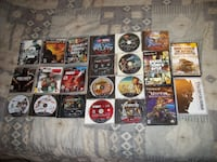 18 PS3 Games, 3 PS2 Games & 1 DVD TORONTO