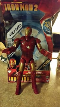 Ironman action figure  Commerce, 30529