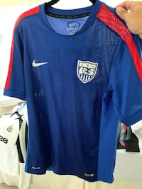 Nike USA Training Top Potomac, 20854