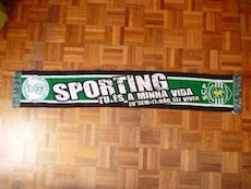 Cachecol Sporting Juve Leo 76
