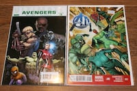 Monica Chang Comic Book Lot Ultimate Avengers Mississauga, L5N 7V4