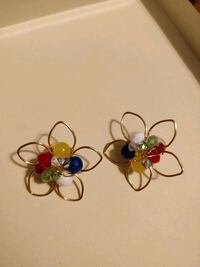 Venezuelan hand made earrings Toronto, M5V 1P2
