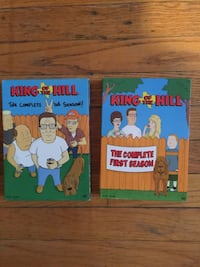 King of the hill DVDs Hyattsville, 20785