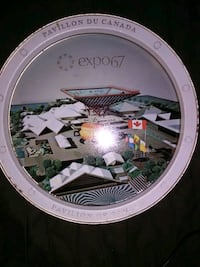 Expo67 Serving tray