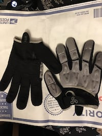 STX Motorcycle Bmx Bike Hockey Padded Armor Gloves Size Small in Great Condition  Fredericksburg, 22401