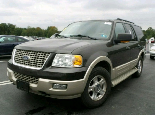 Ford - Expedition - Eddie Bauer V8 4x4