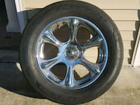 """20"""" EPIC Wheels & Tires set of 4.  Hagerstown, 21740"""