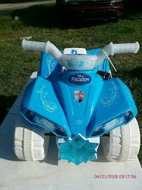 Frozen power wheels with charger works Lakeland, 33815
