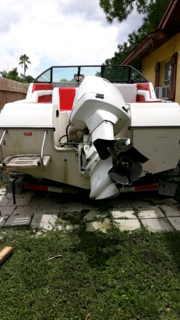 Used Boat & Trailer for sale in Casselberry - letgo