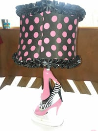 Style Shoe lamp