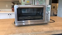 Cuisinart Convection Toaster Oven Broiler Washington, 20024