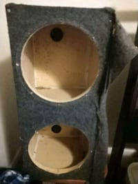Subwoofer box dual Stockton